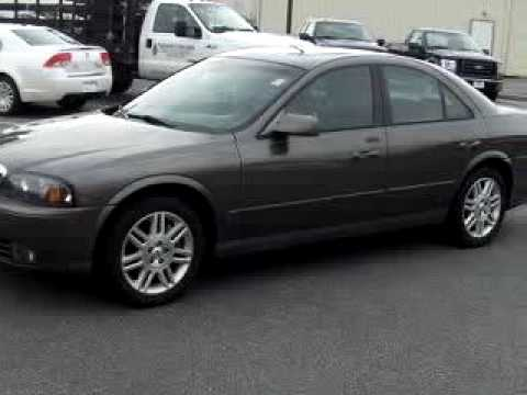 SOLD  Boulevard Ford Lincoln Mercury  2004 Lincoln LS