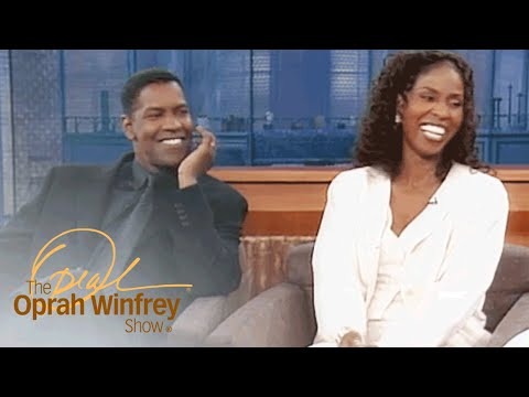 How Denzel Washington's Wife Knew They Were Meant to Be | The Oprah Winfrey Show | OWN
