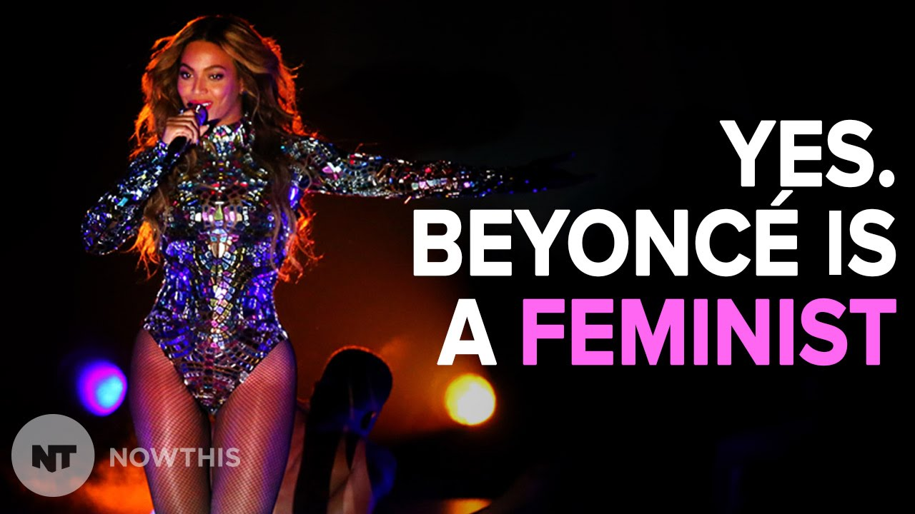 beyonce feminism For some time now, there's been a question circling among pop critics: is  beyoncé a feminist it heated up in 2013 with her mrs carter world.
