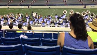 Blue Knights encore - Little Rock, AR, July 22, 2015