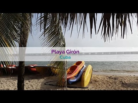 CUBA: Hotel Playa Girón & Diving in the Bay of Pigs