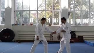 Хапкидо(уроки хапкидо)