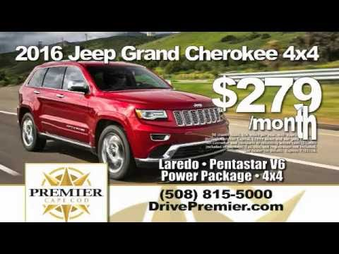 Premier Cape Cod   Jeep July 2016 Featured Offers   Summer Clearance Event