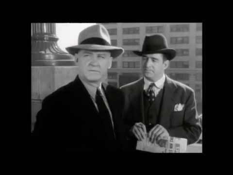 The Turning Point 1952    William Holden,   Ted de Corsia,    Hit