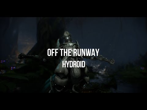 Warframe: Off The Runway - Hydroid