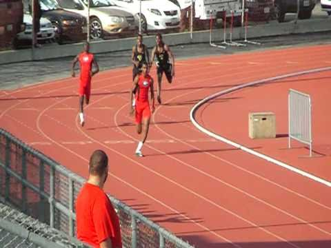Boys Varsity 4x100 Relay (School Reccord)