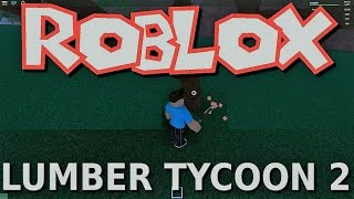 Faire un nouveau jeu Mini : Lumber Tycoon 2 [ RoBlox ] 4 000 000 de cadeau !