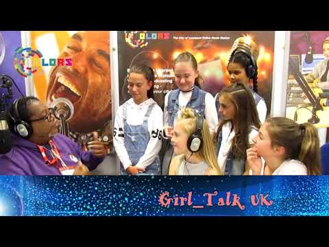 COLORS My Journey Girl Talk UK