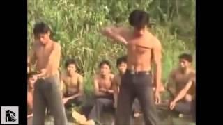 THẦN SƠN QUYỀN (Vietnam oldschool-hardcore moshing techniques)