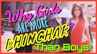 Why Girls are more Awesome than Boys