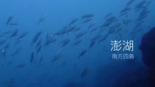 澎湖潛水- 澎湖南方四島 東西吉廊道