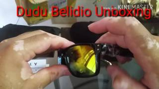 Unboxing Oakley Holbrook Batwoof AliExpress