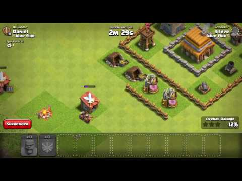 Clash of clans getting level 4 miners in clan castle