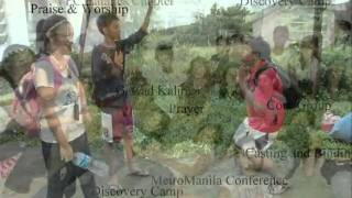YFC 4 F's-Faith,Friendship,Freedom and Fun. Batanes Chapter. Discovery Camp Presentation.