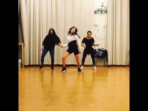 SELEBOBO - I dont care Choreography Shirin Sundberg
