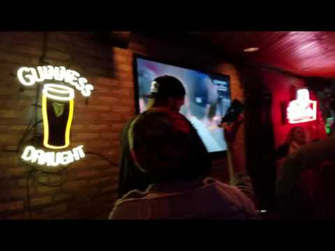 Chicago Cubs World Series win Old Town Pub bar celebrates