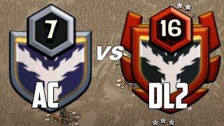 Clash of Clans: 58 vs 25 war win streak! Who will lose their streak??! War Recap