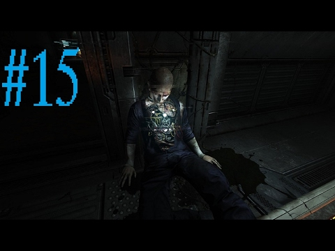 Russell Plays: SOMA EP15: She's a Maniac