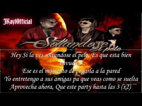 Soltandose El Pelo ♪Letra/Lyrics♪ - Falsetto Y Sammy Ft. Ñengo Flow ★Reggaeton 2012★ Videos De Viajes