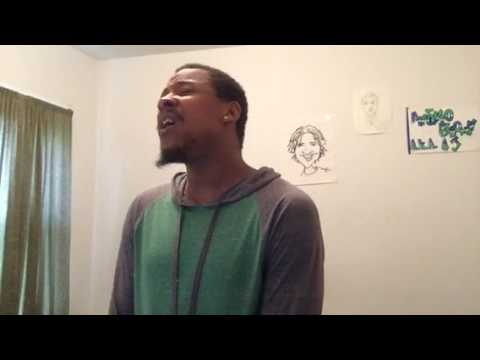 Major Why I Love You cover by Antonio Jamar