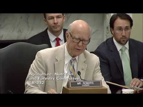 Senate Agriculture Committee Holds Hearing on CFTC Nominations