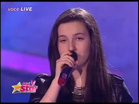 Stone Cold ( Demi Lovato ) - cover by Teodora Sava la Next Star Romania