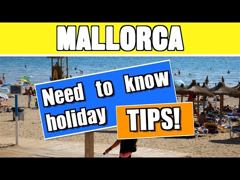 Top 5 tips for tourists visiting Mallorca: Majorca holiday g