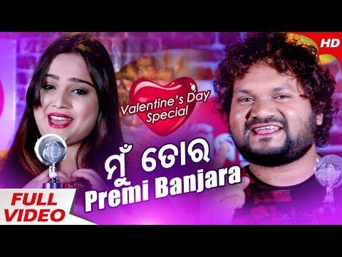 Human Sagar & His Wife Sriya Mishra | Romantic Song - Mun Tora Premi Banjara |  Sidharth Music