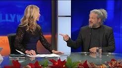 """Joe Reitman Scares us as Very Bad Santa in """"Happy!"""""""