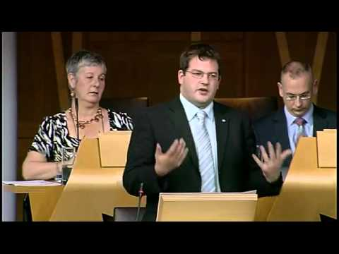 "Parliament debate on the ""Something for Nothing"" culture in Scotland 03/10/12"