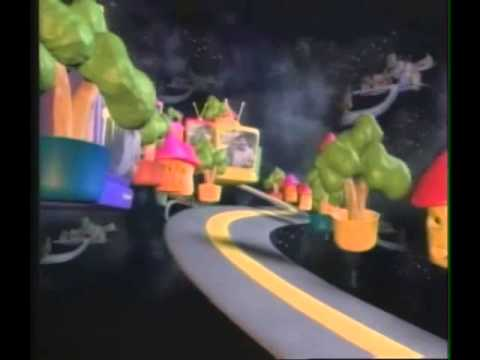 Mark Kistler's Imagination Station - Show Intro from the Archives