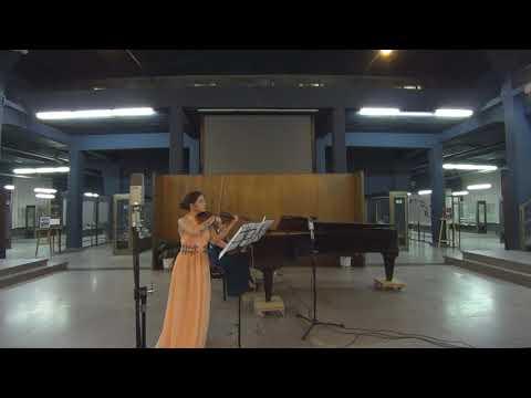 Joanna Ruseva-violin; Veronika Sapjova-piano: Tchaikovsky Walse