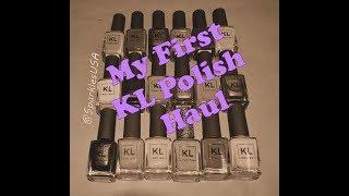 My 1st (and last?) KL Polish Haul