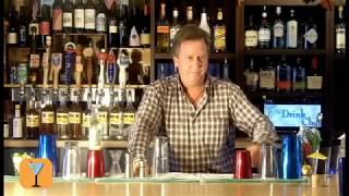 Dark 'n' Stormy Cocktail Video Drink Recipe