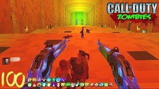 THE STAIRWAY TO HEAVEN (Custom Zombies Challenge Map)