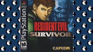 World of Longplays Live: Resident Evil Survivor (PS1) & RE Gun Survivor 2 (PS2) featuring Spazbo4
