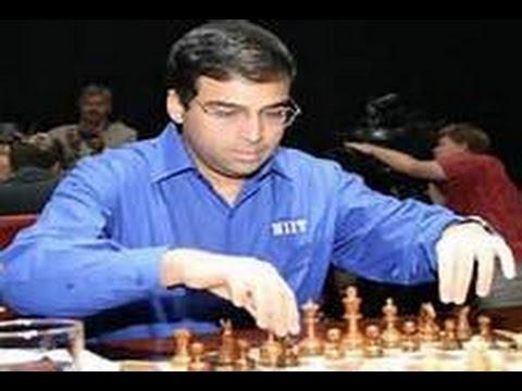 Viswanathan Anand traps Topalov's rook, Rapid Edition - Leuven, Belgium, Grand Chess Tour 2016