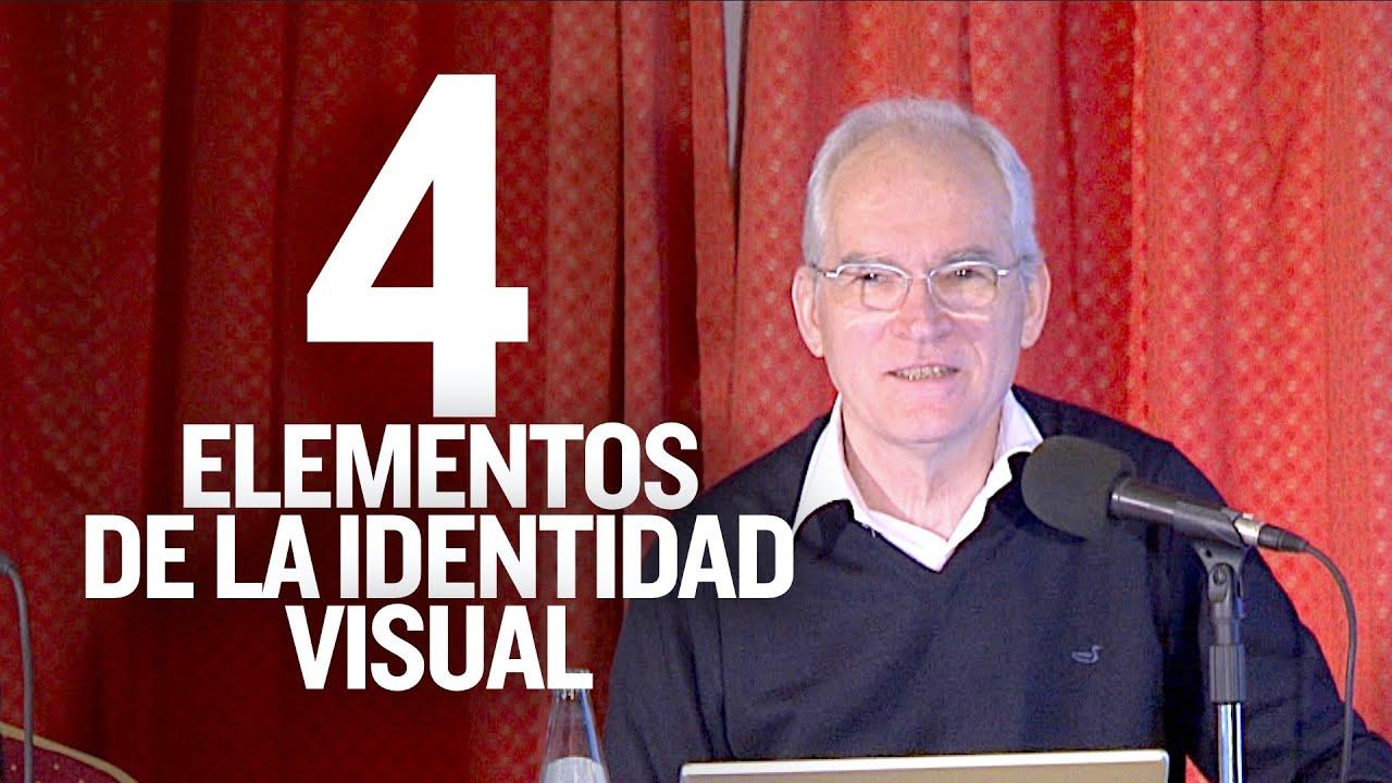 IDENTIDAD VISUAL 4️⃣ elementos esenciales (según Rubén Fontana)