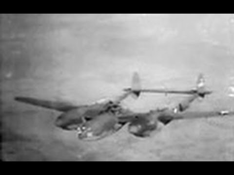 P-38 Lightnings in Action: Angel in Overalls - Restored 1945