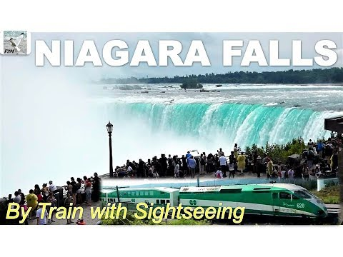 NIAGARA FALLS BY TRAIN FROM TORONTO UNION STATION