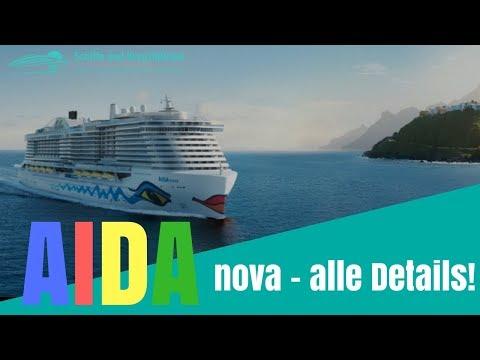 AIDAnova: Rundgang - Neuheiten (Kabinen, Restaurants, uvm.) + Outtakes