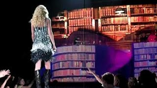 Taylor Swift - Teardrops On My Guitar (Fearless Tour 2010) Audio