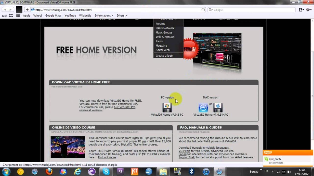VIRTUAL DJ MIX PRO 6.0.4 TÉLÉCHARGER