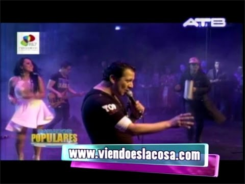VIDEO: PK-DOS - Si Tu No Estás - (En Vivo Bs. As. Sábados Populares) - WWW.VIENDOESLACOSA.COM - Cumbia 2016