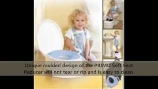 Soft Seat Toilet Trainer And Step Stool Review   Does Primo Toilet And Step Stool Work