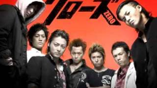 Crows Zero OST - track 12 - into the battlefield