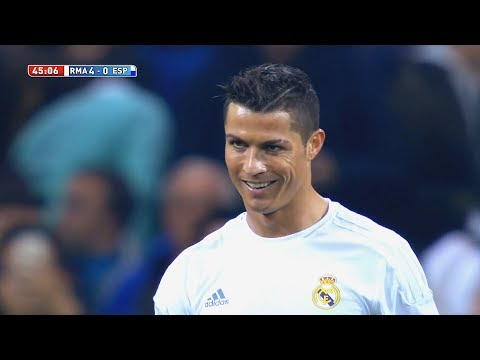 When Cristiano Ronaldo Makes Defenders/Midfielders Useless thumbnail