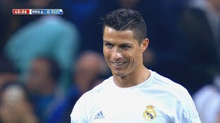 When Cristiano Ronaldo Makes Defenders/Midfielders Useless