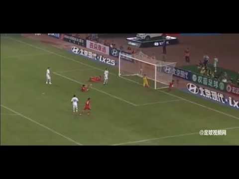 China 2-1 Paraguay  All Goals &  Highlights International Friendly Match 14-10-2014