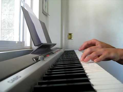 My Name is Lincoln-piano